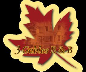 3 Gables B&B